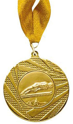 Prisvärda Idrottspriser & Troféer sedan 1977 - All inclusive medaljer 39-104 / ø45 mm